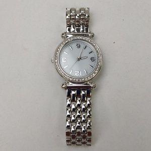 Accessories - FMDCA502C Stainless Steel Wristwatch /EUG141